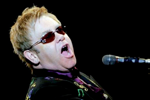 Elton John : Concert privé à 5,2M de dollars