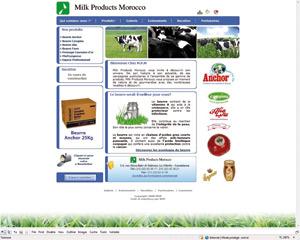 Milk Products Morocco lance un nouveau site Web