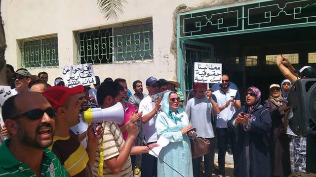 Dégradation de la ville de Ouezzane : Le ras-le-bol de la société civile