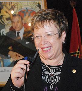 Nouzha Skalli : «Les méthodes de calcul de l'IDH restent réductrices»