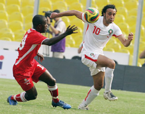 Rwanda-Maroc, match au sommet du groupe 8