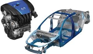 High-tech : Mazda SkyActiv, plusieurs innovations, un seul objectif