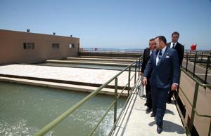 Pour un accès général à l'eau potable