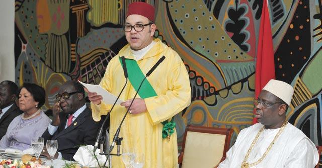 Coup d accélérateur à la coopération  entre le Maroc et le Sénégal