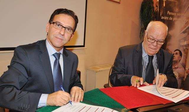 Partenariat Smaex/Asmex : pour le développement des entreprises exportatrices
