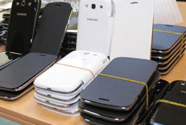 580 smartphones saisis au port Tanger-Med