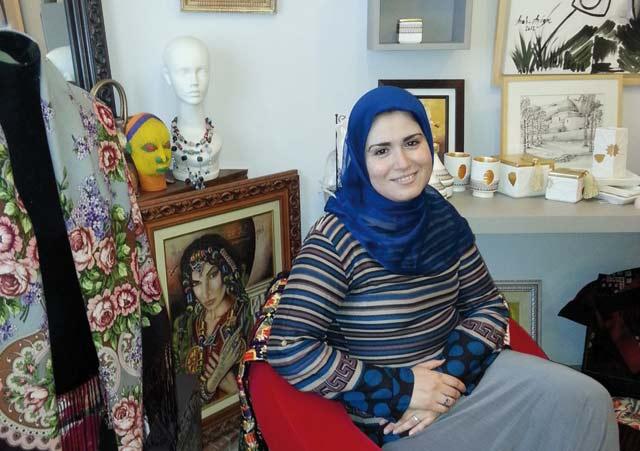 Entretien : Sofana Benyahia et la beauté  des matériaux à l état pur