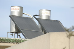 Le solaire au service du domestique