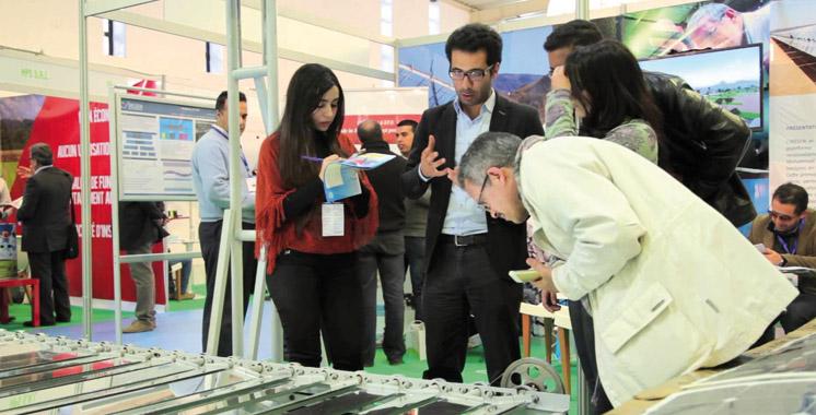 Solaire Expo Maroc: Plus qu'un salon, un espace d'échange