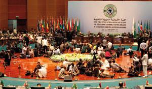 Deuxième Sommet arabo-africain à Syrte : SM le Roi souligne l'impératif de relancer le partenariat arabo-africain
