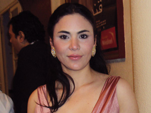 Sonia Ben Belgacem : «Mon fiancé m'encourage à avancer dans ma carrière artistique»