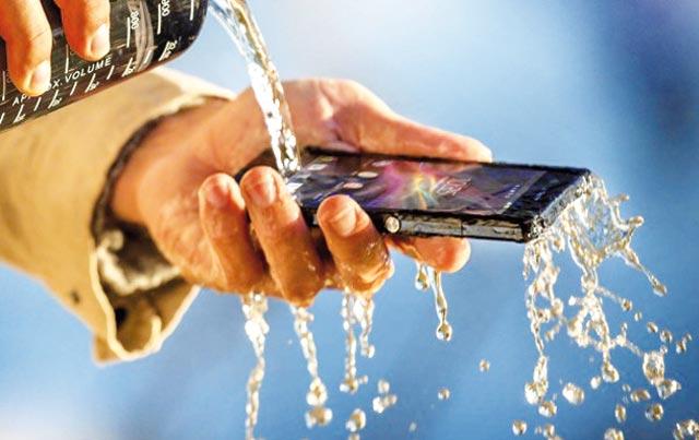 """Sony mobile lance le nouveau smartphone Android Xperiaâ""""¢ Z"""