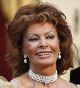 Sophia Loren remporte le «Praemium Imperiale»
