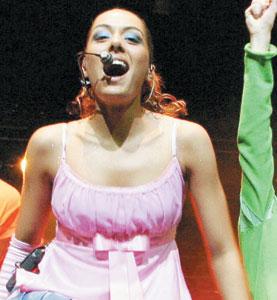 Sophia Saâdi en concert à Rabat