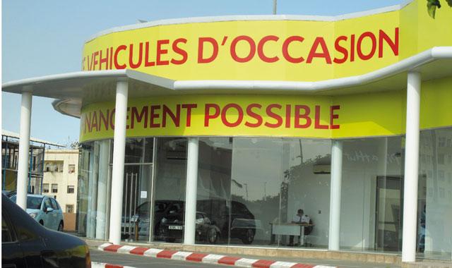Automobiles : Un showroom pour l occaz