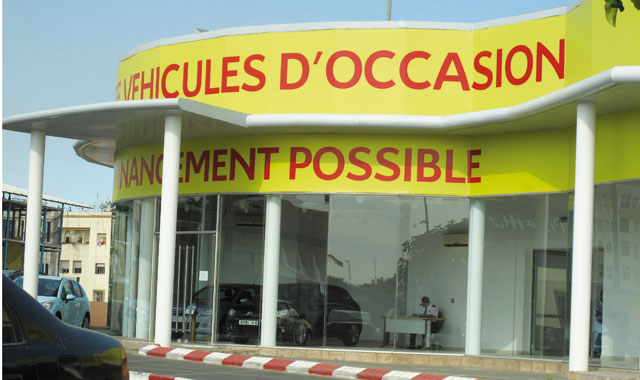 Automobiles : Un showroom pour l occaz