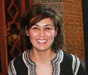 Souad Khouyi : «Mon mari a demandé ma main au Ramadan»