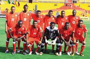 Groupe B : Soudan
