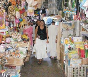 Ramadan : Avalanche des produits de contrebande