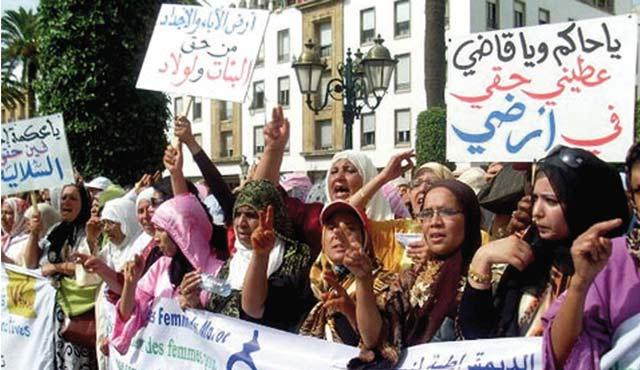Les Soulaliyate et l égalité des droits sur les terres collectives