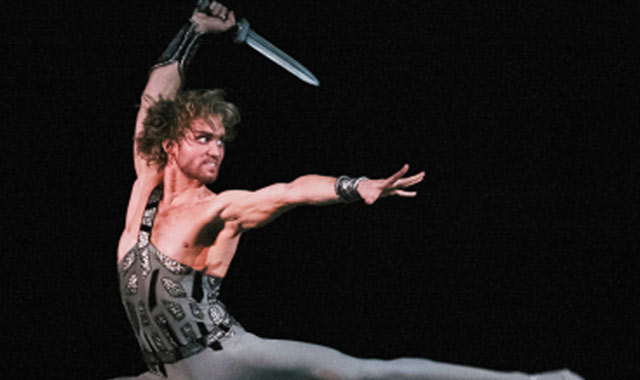 Spartacus, un ballet au cinéma RIF