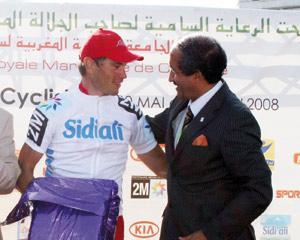Le Russe Alexy Shchebelin remporte le Tour du Maroc