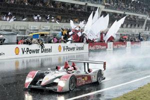 24 Heures du Mans : Audi mange un lion coriace