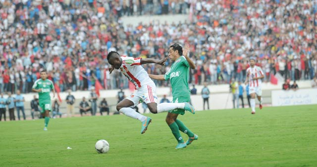 Championnat national Pro Élite-1 : Le Raja en déplacement périlleux à Agadir