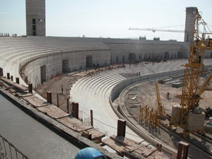 Le grand stade d'Agadir sera opérationnel en 2010
