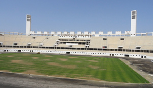 Le stade d'Agadir sera fin prêt en mars 2012