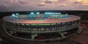 Stade de Bata en Guinée Equatoriale