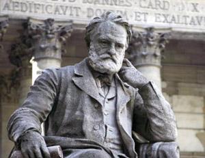 Les Centres culturels français bientôt baptisés «Instituts Victor Hugo»