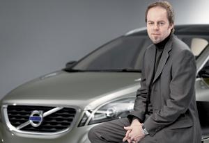 Steeve Mattin : Le XC60 constitue un tournant dans l'ADN stylistique de Volvo