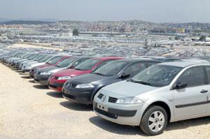 Ventes de voitures : trimestre haussier un trimestre en hausse