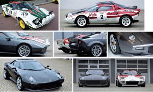 Il était une fois…Lancia Stratos : La résurrection d'un mythe