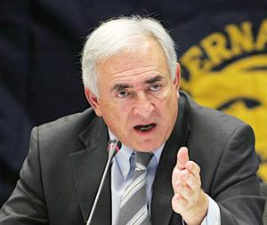 Le FMI révise à la baisse la croissance à 3% en 2010