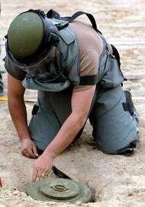 Les mines du Polisario tuent un géomètre topographe à Boujdour