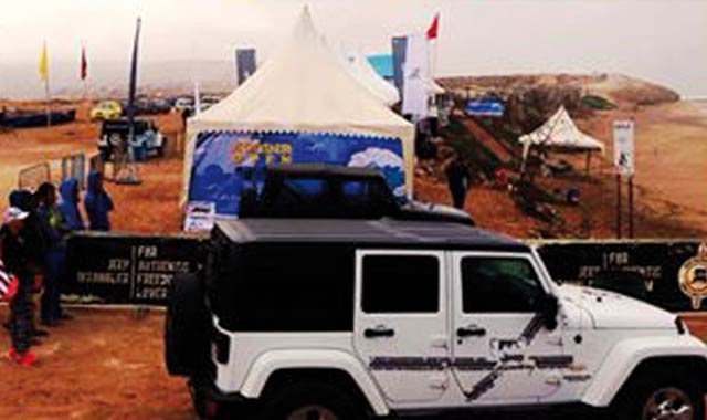 Jeep Maroc : Let s go surfing !