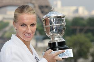 Svetlana Kuznetsova remporte son premier grand prix