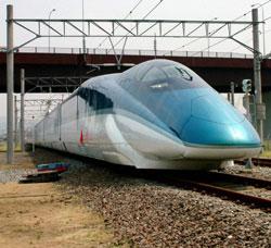 Futur TGV japonais : De 360 à 405 km/h