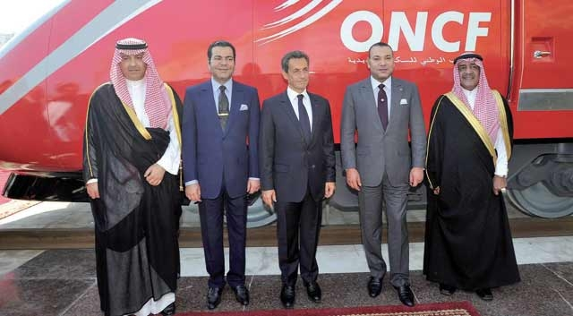 Consacrant la volonté royale de positionner le Maroc en  tant qu acteur économique incontournable