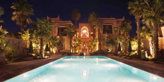 Hôtellerie de luxe : Tigmiza, un  voyage hors  du temps…
