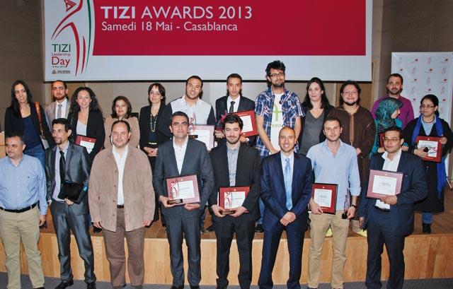 1ère édition du TIZI Leadership Day : 20 espoirs marocains récompensés