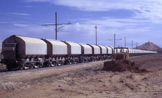 Un homme fauché par un train à Khouribga