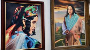 Nador: Abderrahmane Sqali expose au complexe culturel