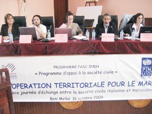 Tadla-Azilal : Le travail associatif au service du développement