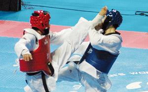 Les taekwondistes nationaux remportent le titre