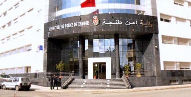 Tanger : Arrestation d'un mineur pour insultes et menaces d'actes criminels