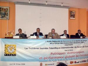 Tanger : Les écaonomistes en conclave