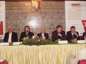 Tanger : Projet de création d'un centre international du spectacle